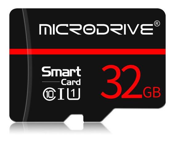 32gb Classe 10 Micro Sdhc Cartão De Memória Flash Com Adap