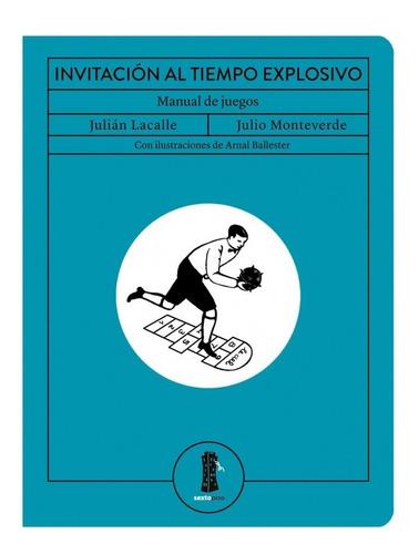 Invitación Tiempo Explosivo - Manual De Juegos, Sexto Piso