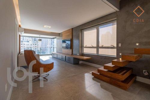 Imagem 1 de 24 de Apartamento Com 3 Dormitórios À Venda, 200 M² Por R$ 4.285.000 - Vila Nova Conceição - São Paulo/sp - Ap55353