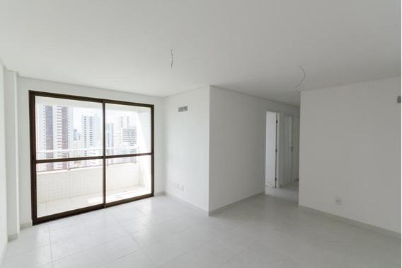 Apartamento Em Rosarinho, Recife/pe De 83m² 3 Quartos À Venda Por R$ 610.072,43 - Ap266556