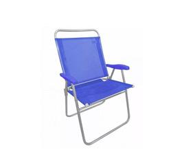 Cadeira Zaka King Azul