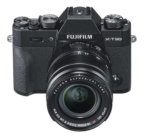 Fujifilm X-t30 + Lente 18-55mm F/2.8-4 Fuji T30 Xt30