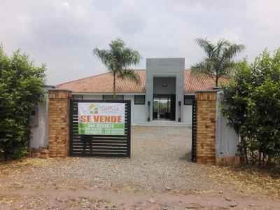 Vendo Casa Campestre Excelente Sector Vía Pto. Lopez