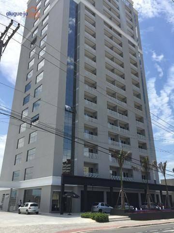 Sala Para Alugar, 52 M² Por R$ 1.700,00/mês - Jardim São Dimas - São José Dos Campos/sp - Sa0687