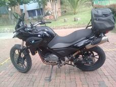 Bmw G 650gs Negra