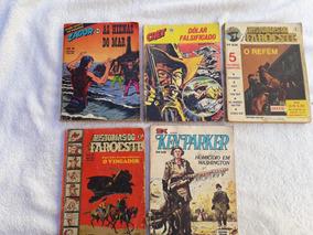 Chet, Zagor,ken Parker, Historias Do Faroeste 5 Cowboy Bang