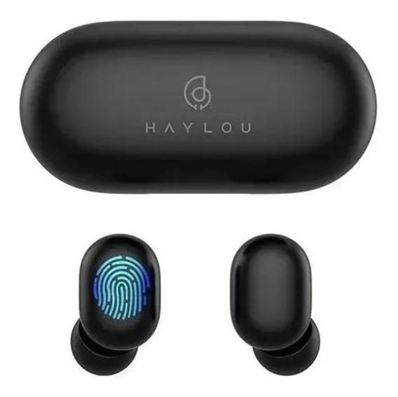 Fone Ouvido Bluetooth Xiaomi Haylou Gt1 Pro Tws 5.0 Preto