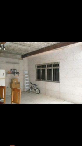 Imagem 1 de 5 de Sobrado Para Venda Por R$425.000,00 Com 2 Dormitórios, 2 Vagas E 2 Banheiros - Vila Antonieta, São Paulo / Sp - Bdi35158