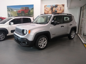 Jeep Renegade Sport At + Matricula Y Bono De Gasolina