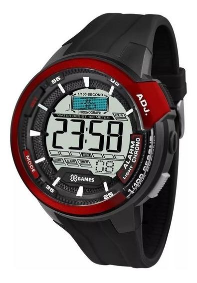Relógio Masculino Digital X-games Xmppd482 Esportivo Moderno