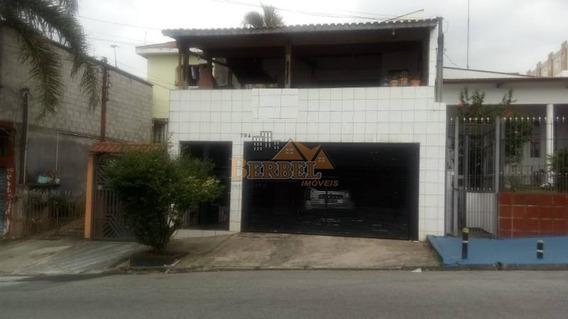Sobrado Frontal Na Vila Ré - 4089