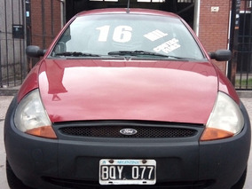 Ford Ka $ 16.000 Y Cuotas Fijas En Pesos