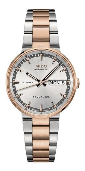Reloj Mido M0142302203100 Para Dama Ext De Acero
