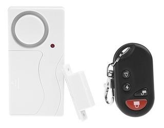 Alarma Seguridad Puerta Con Control Remoto