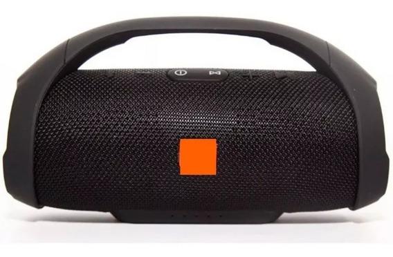 Caixa De Som Portatil Boombox Mini Bluetooth