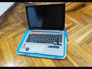 Notebook Toshiba Tactil 2 En 1 Desmontable + Garantia+ Envio