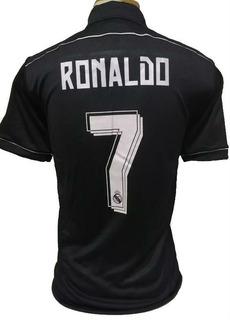 Camisa Real Madrid Cores Variadas