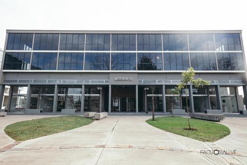 Alquiler Oficina En Edificio Agora Iii - Pilar