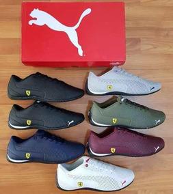 Zapatillas Importadas/ Puma Ferrari/ Para Hombre