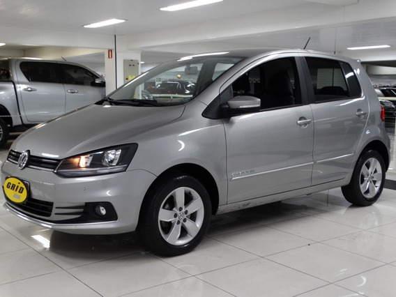 Volkswagen Fox 1.6 Msi Comfortline 8v Flex 4p Manual 2017