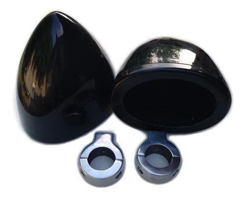 Imagen 1 de 1 de Parlantes Náuticos Marino 6x9 Black