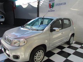 Fiat Uno 2011 1.0 Evo Vivace Celebration 8v Flex 4p Completo