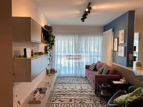 Apartamento Com 3 Dormitórios (1 Suíte) E 2 Vagas À Venda, 86 M² - Vila Marlene - São Bernardo Do Campo/sp - Ap7229