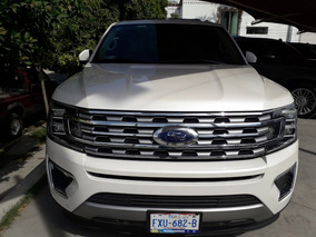 Ford Expedition 3.5 Limited Max 4x2 2018 Blanca