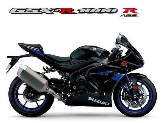 Suzuki Gsx-r1000r (srad) 2018/2019 Preta - 0km