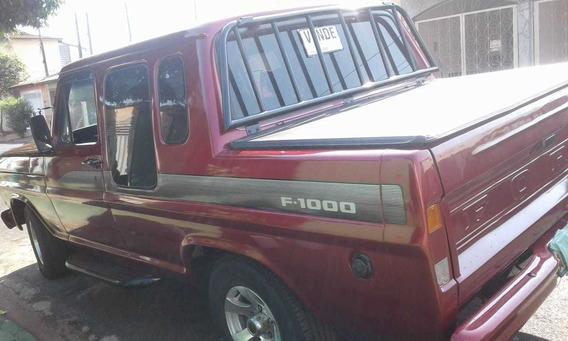 Ford F1000 F-1000 Turbo
