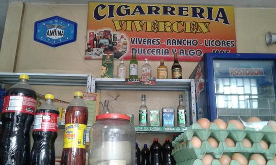Venta Cigarreria Viveres