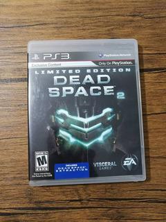 Dead Space 2 Playstation 3 Ps3 Buen Estado Español !!