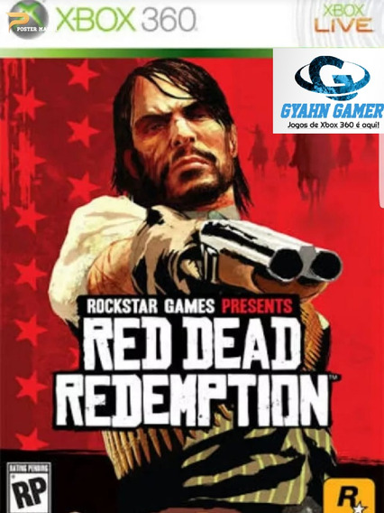 Red Dead Redemption, Midia Digital/ Xbox360