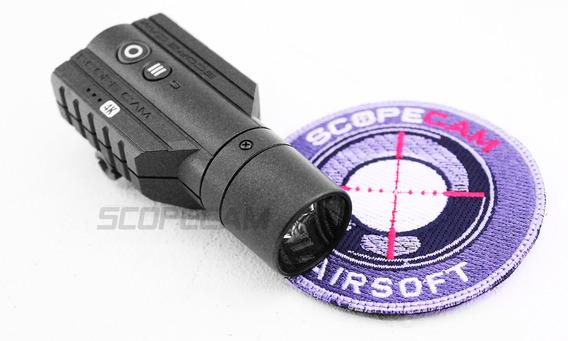 Câmera De Ação Scope Cam 4k Assault