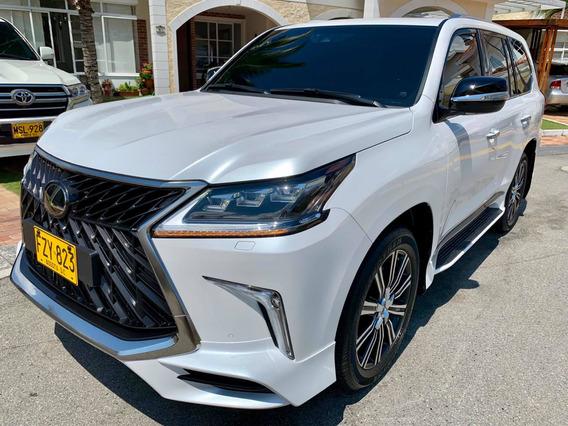 Lexus Lx 570 2019 Super Sport Plus S
