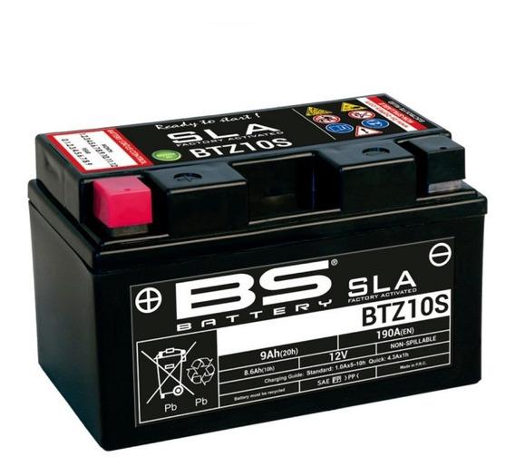 Bateria Moto Bs Btz10s Agm Yamaha Raptor 350