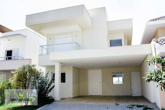 Casa Com 4 Dormitórios À Venda, 302 M² Por R$ 1.100.000 - Urbanova - São José Dos Campos/sp - Ca0131