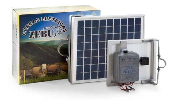 Eletrificador Solar Zs50bi Zebu Bateria Interna 2j