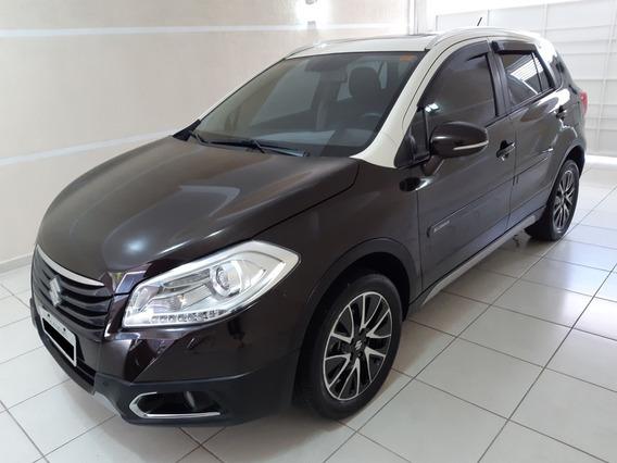Suzuki S-cross 1.6 Gls Awd - Aceito Troca