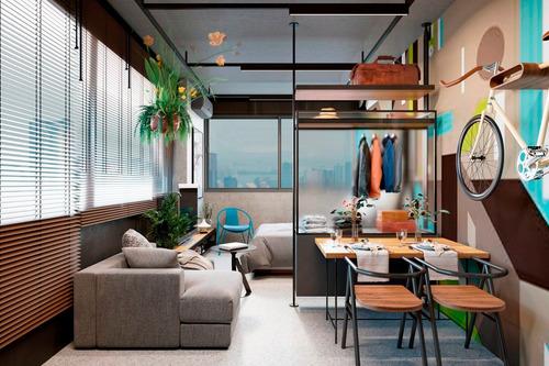 Ref: La026 - Lançamento, Manaira, Flats, Proximo Ao Shopping