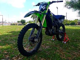 Kawasaki Kxf250 2011 Entrega 5mil Dolres Y Cuotas Diegomotos