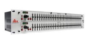 Equalizador Dbx 231s Stéreo 31 Bandas 2 Canais Bivolt Nf-e
