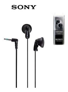 Auricular In Ear Sony Mdr-e9lp Negro Muy Buena Calidad