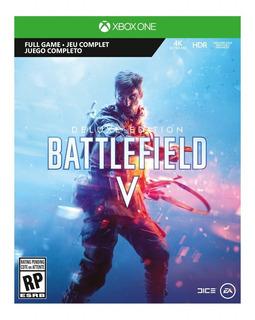 Videojuegos - Battlefield V Xb1