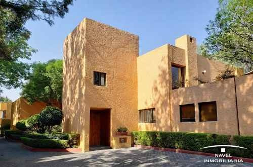 Precioso Condominio Arbolado Con Jardín Común, Car-4125