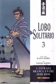 Hq Lobo Solitário - Volume 3 Panini - Kazuo Koike