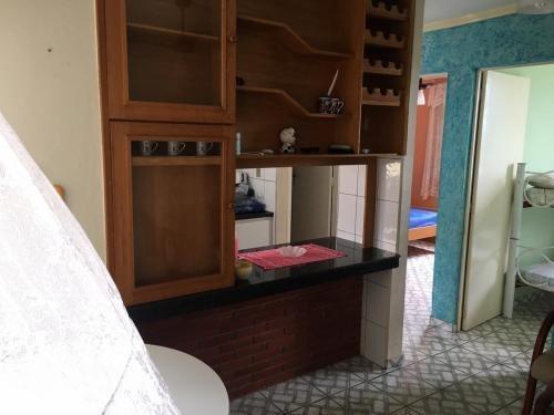 Apartamento No Bairro Cesp, Em Itanhaém. Cod.6463