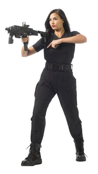 Pantalon Tactico Rip Stop Cover Cop Mujer