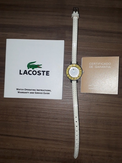 Relógio Feminino Lacoste Original
