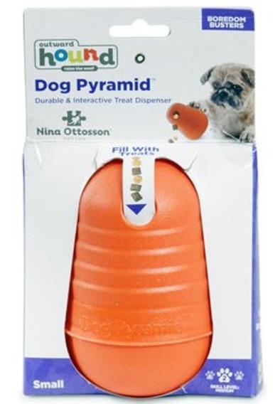Brinquedo Jogo Inteligente Cães Pirâmide João Bobo Recheável
